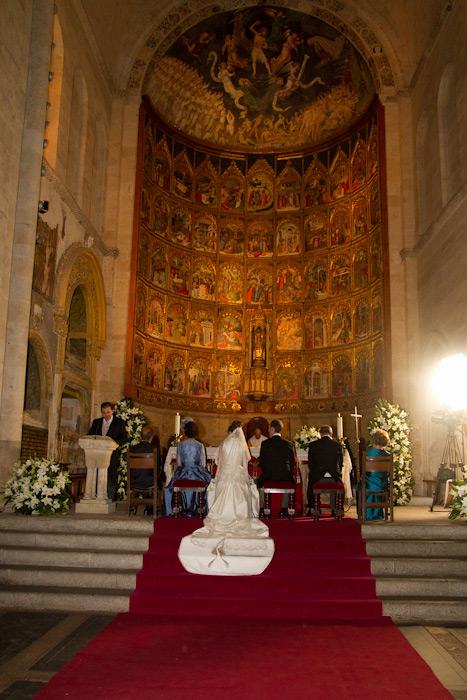 Fotografía de boda Salamanca, Silvia y Antonio - Sí, quiero (25)