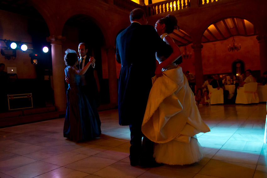 Fotografia de boda Salamanca, boda Silvia y Antonio, Para siempre