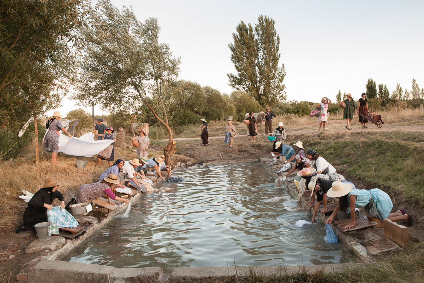 Así somos en mi pueblo 2012, Boadilla (Salamanca)
