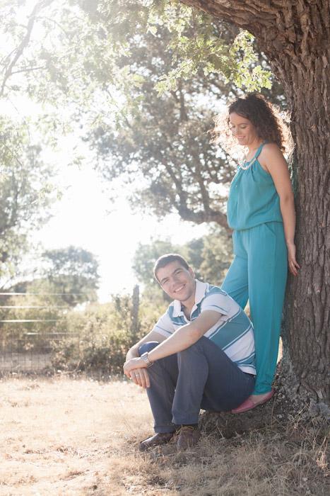 Preboda en Salamanca, Raquel y Jorge
