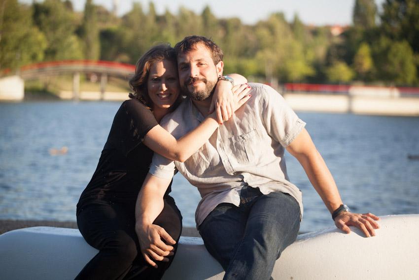 Preboda en Salamanca, Monica y Javier