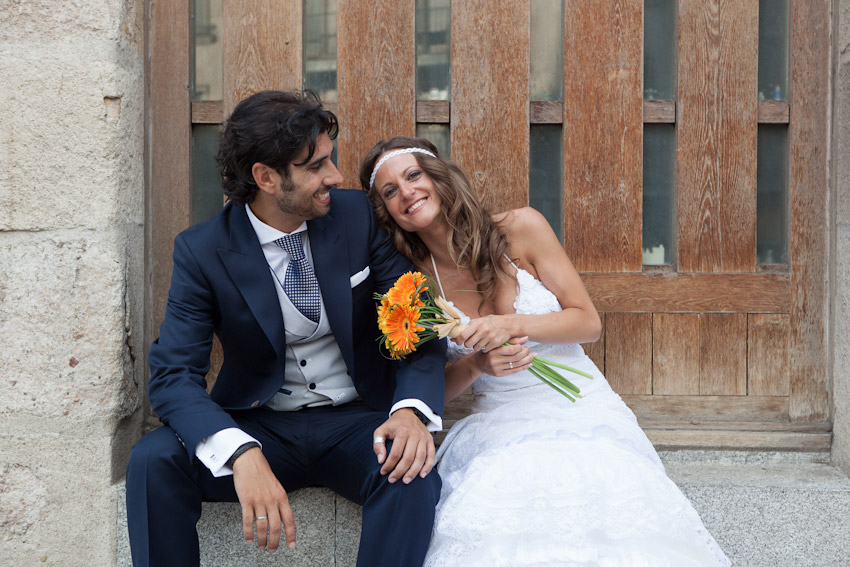 Fotógrafo Boda Salamanca, Rosa y Pichi