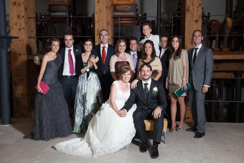 El Casino del Tormes, Salamanca, Monica y Javier