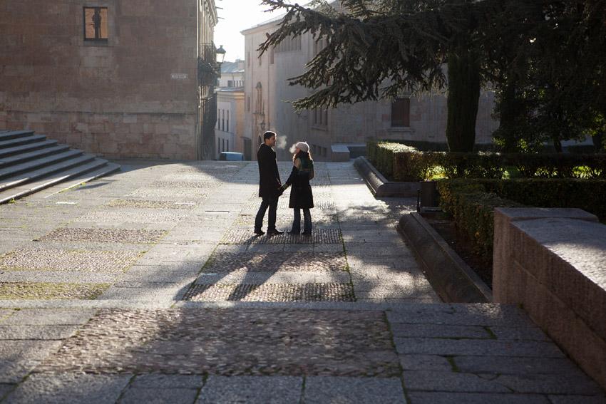 Preboda en Salamanca - Plaza Anaya