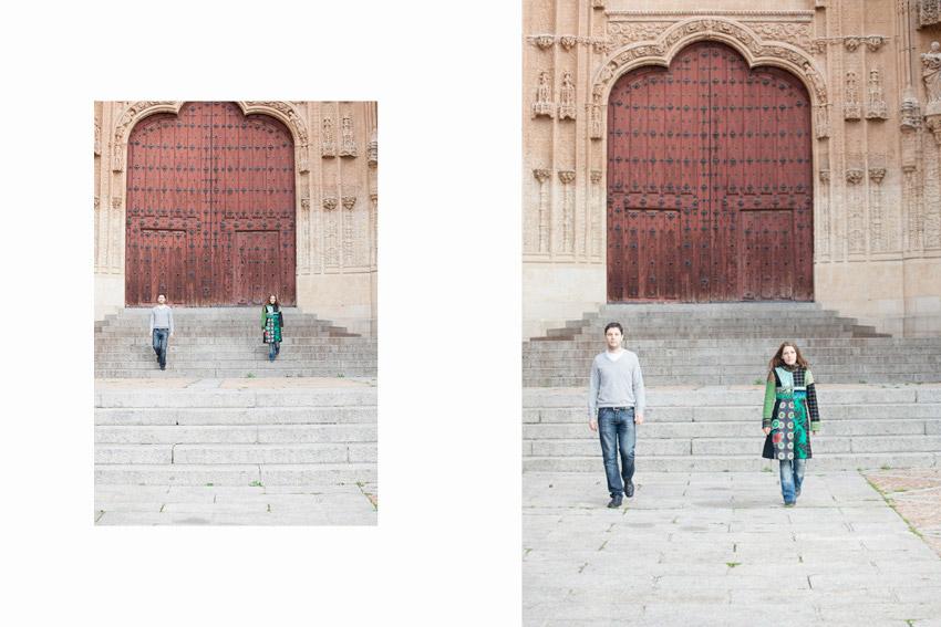 Preboda en Salamanca - Catedral Vieja