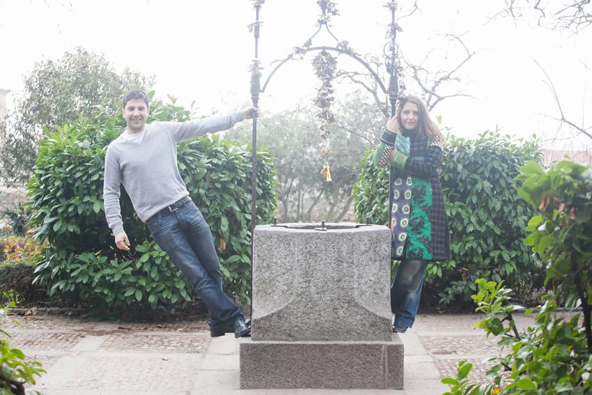 Preboda en Salamanca - Huerto de Calixto y Melibea