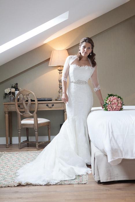 Fotografía de boda en Salamanca, Hotel Don Gregorio
