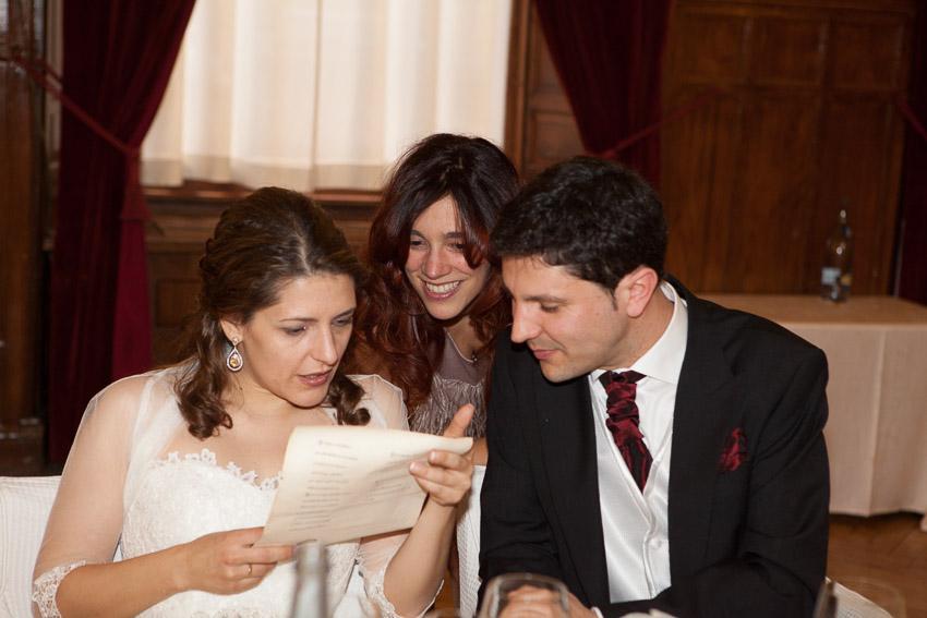 Fotografía de boda en Salamanca, Palacio de Figueroa, Casino, Hoteles Regio
