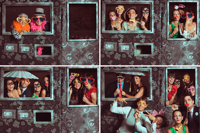 photocall para tu boda fotos de ejemplo